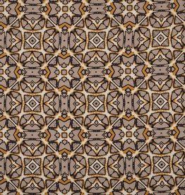 Retro print batik