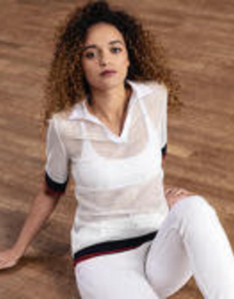 La Maison Victor Gaatjes tricot wit