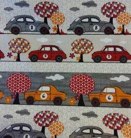Lars 'auto' beige rood