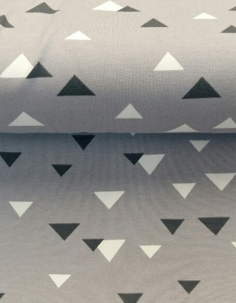Triangles grijs