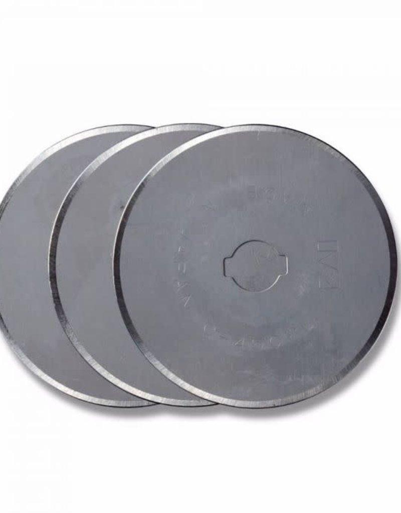 Vervang messen rolmes 45mm