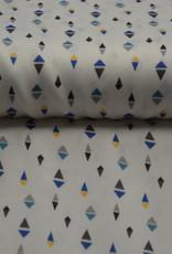 micro satin triangle
