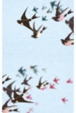 Mies en Moos zwaluw blauw