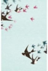 Mies en Moos zwaluw groen