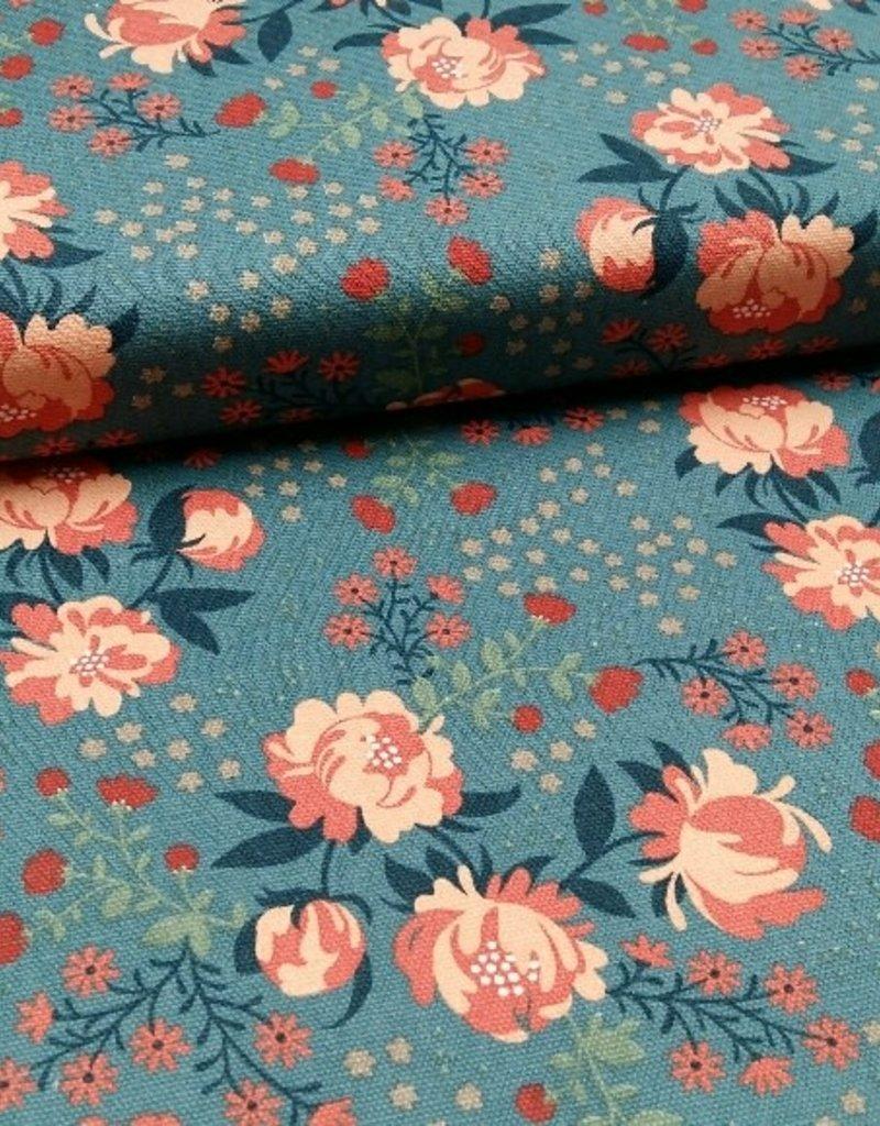 Art Gallery Fabrics Pioenen