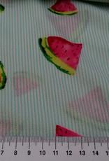 Watermeloen groen