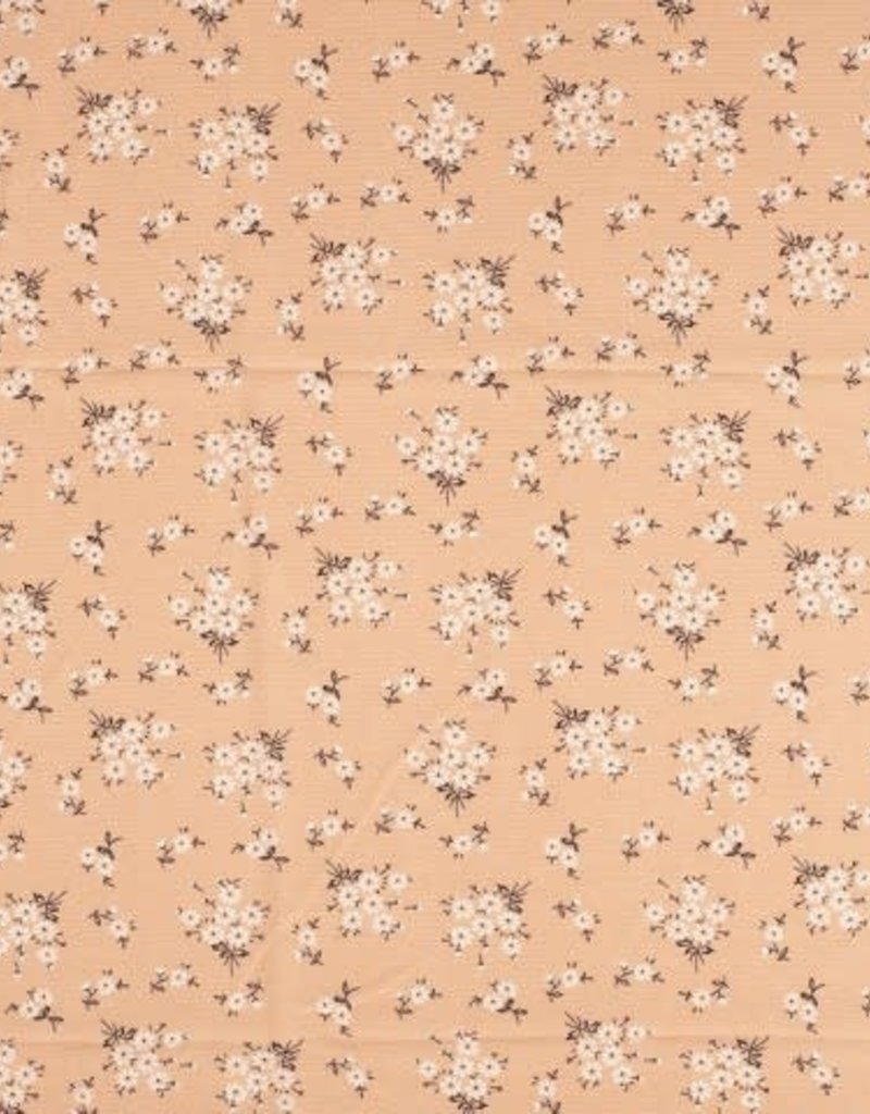 Bubble chiffon flower roos