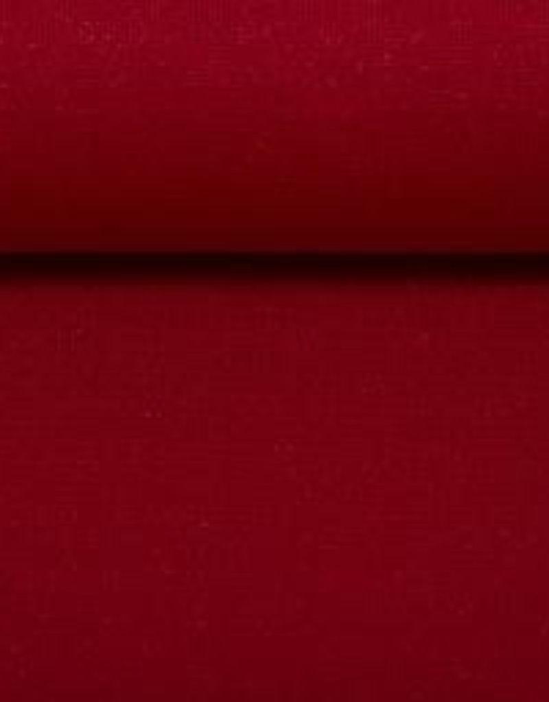 Boordstof Sven glitters Rood/rood