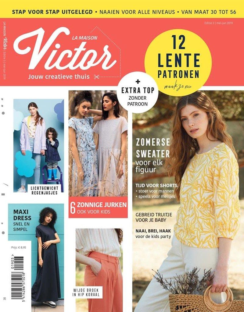 La Maison Victor La Maison victor 3 mei juni/2019