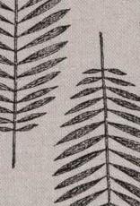Edda glitter leaf