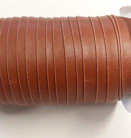 Biais leder bruin
