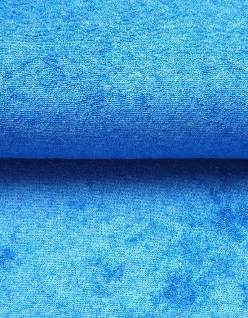 Fibre mood Fijne spons blauw