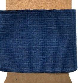 Cuff jeansblauw