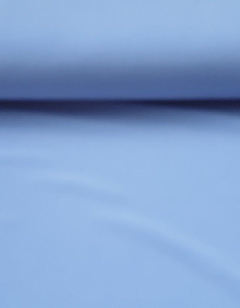 Crepe blauw