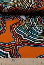 Africa orange