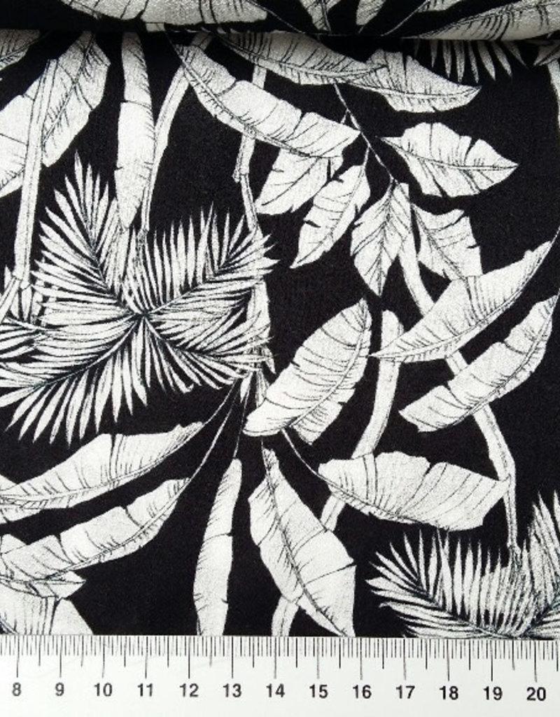 Palmprint zwart