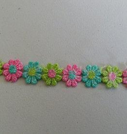 Lint bloemen klein
