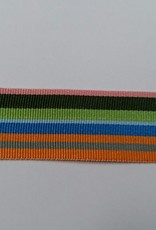 Ripsband multi streep