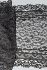 Kant leopard zwart