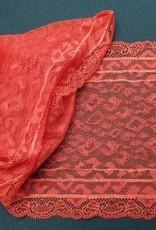 Kant leopard rood