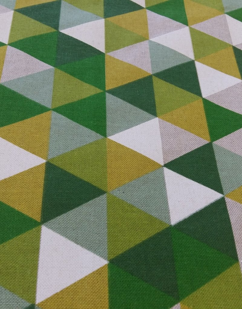 Canvas katoen/polyester Emil triangle
