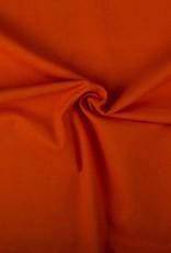 Canvas uni oranje