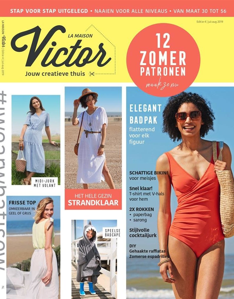 La Maison Victor La Maison victor 4 juli/augustus 2019