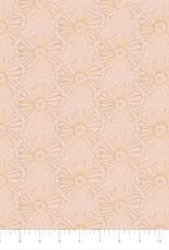 Flowers Pink Camelot Fabrics