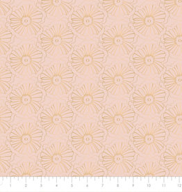 Flowers Pink Camelot Fabrics