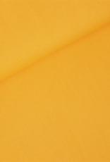 Katoen geel soft touch