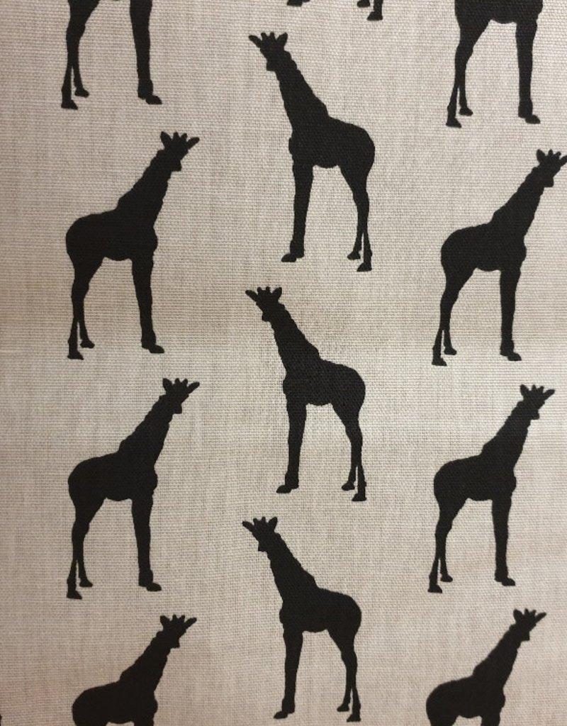 Giraf canvas