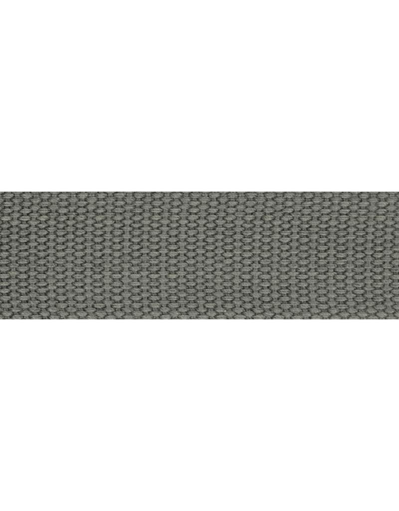 Tassenband donker grijs
