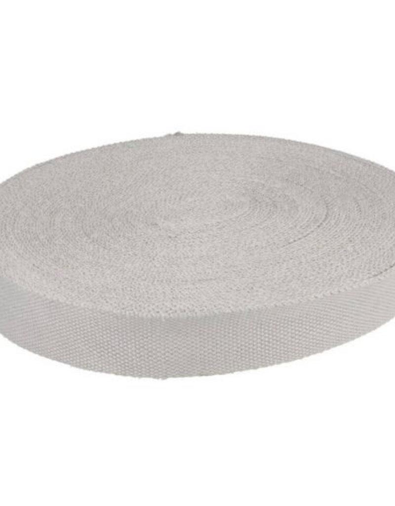 Tassenband licht grijs