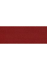 Tassenband donker rood
