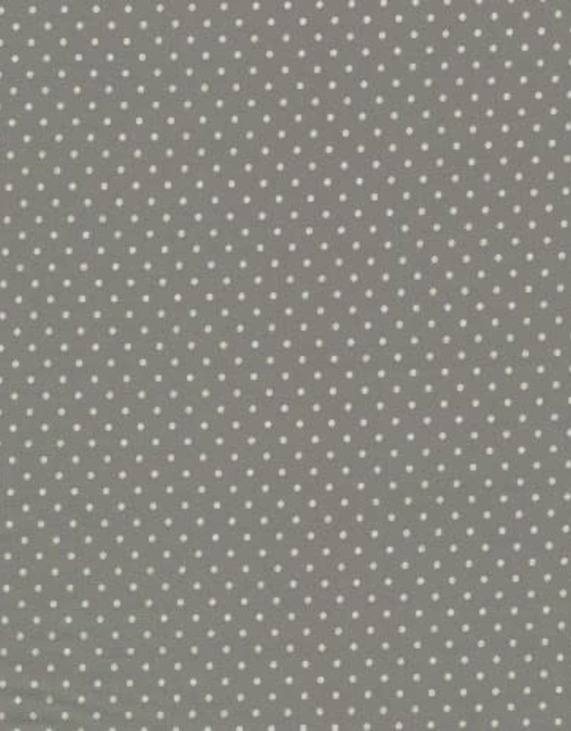 Judith mini dots taupe