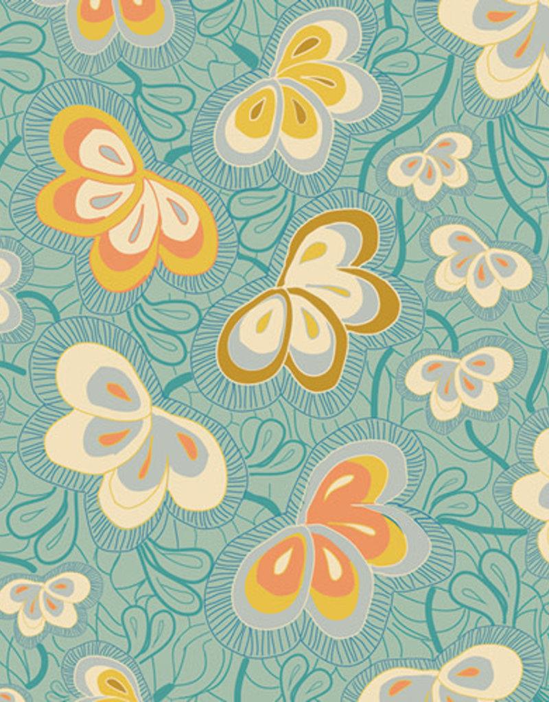 Art Gallery Fabrics AGF  Fantasia 'Magicfly's Nest Sparks'