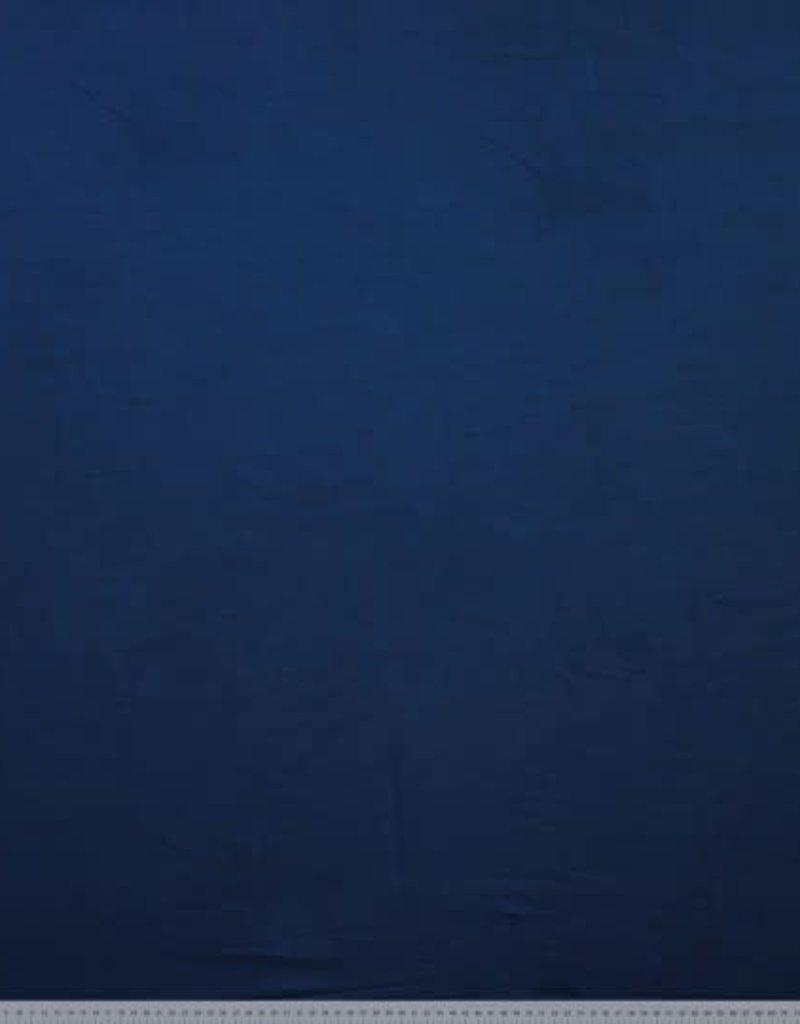 Bamboe katoen blauw