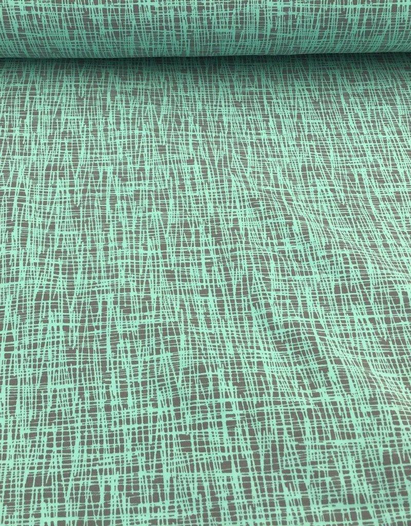 Scribbles groen