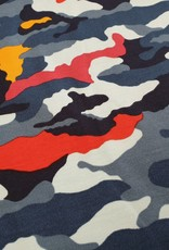 Camouflage multicolor