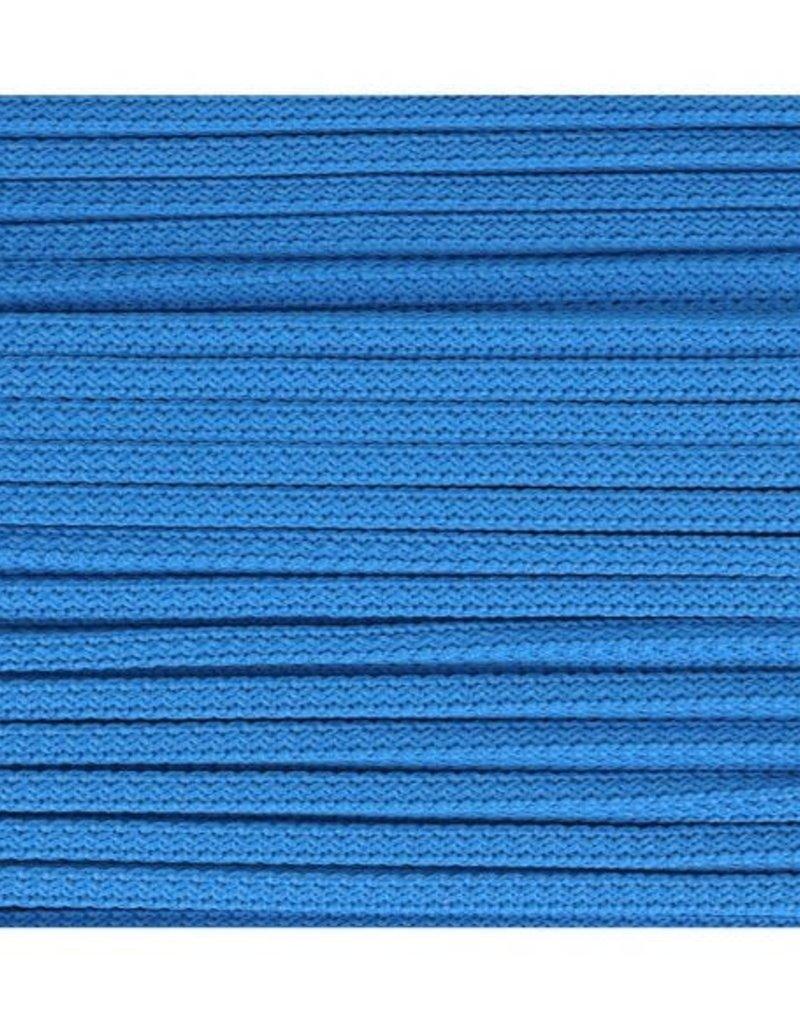 Vierkante koord  blauw