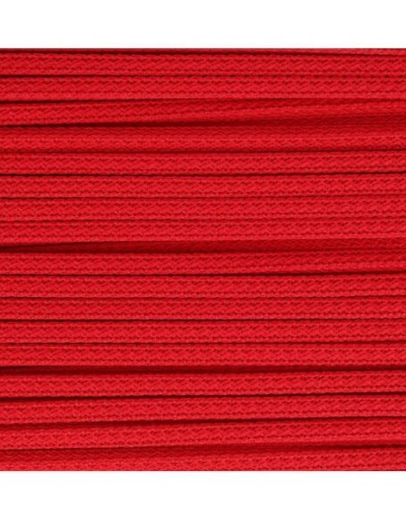 Vierkante koord  rood