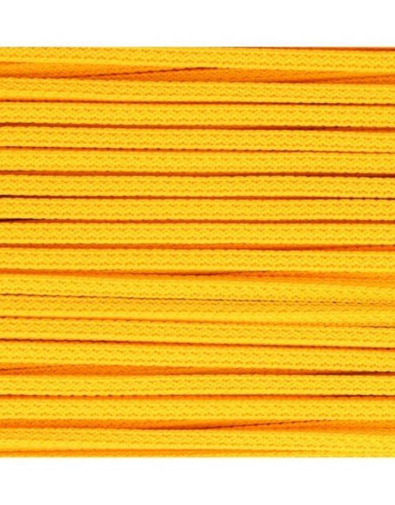 Vierkante koord geel