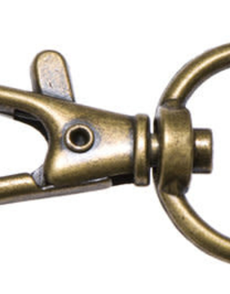 Musketon brons 20 mm