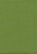Boordstof groen gestreept