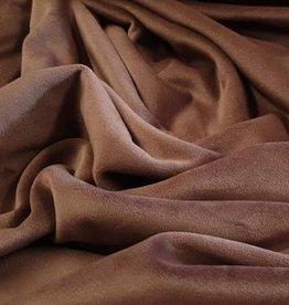 Fibre mood Glory top/velvet bruin