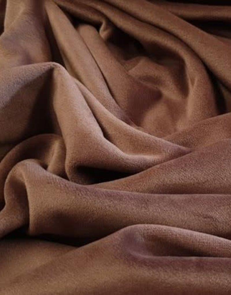 Fibre mood Velvet bruin