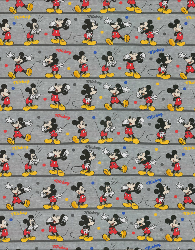 Disney Mickey Mouse tricot 'happy'