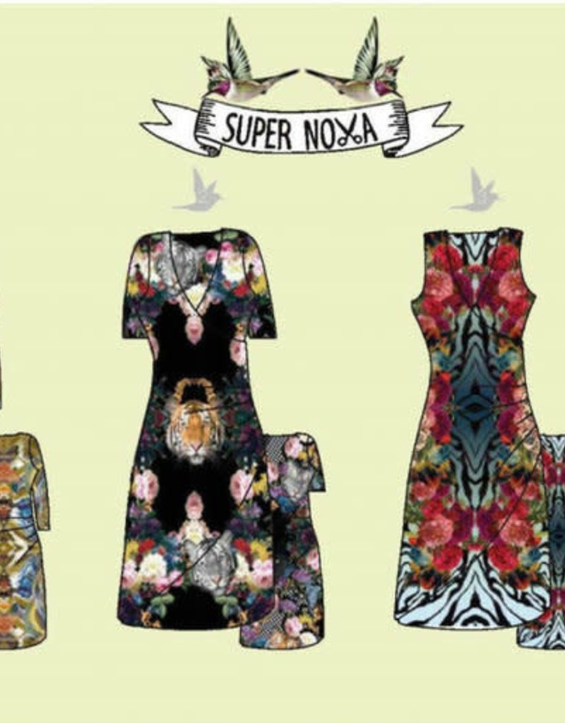 Super Nova Tess kleedje
