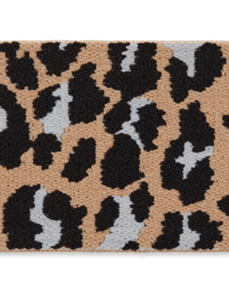 Elastiek leopard