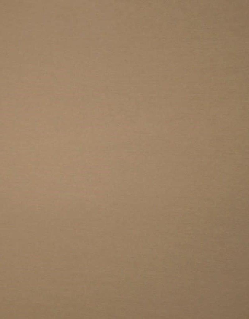 Tricot donker beige